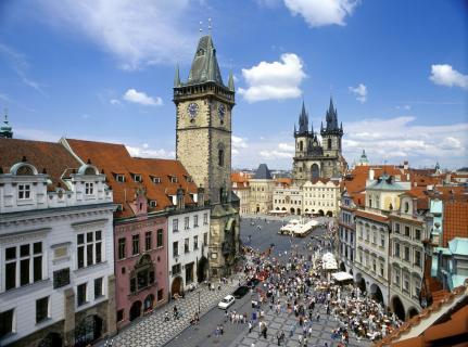 Prague, Hlavni Mesto Praha, Czech Republic, Europe
